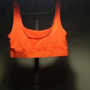 PINK Victoria's Secret Intimates & Sleepwear - VS Pink light support ULTIMATE unlined sports bra